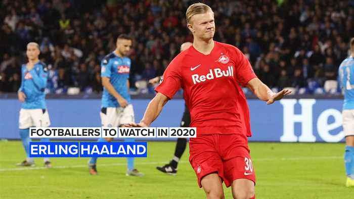 Meet the future of Norwegian football: Erling Haaland