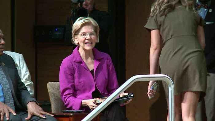 Warren Support Wanes In Brooklyn