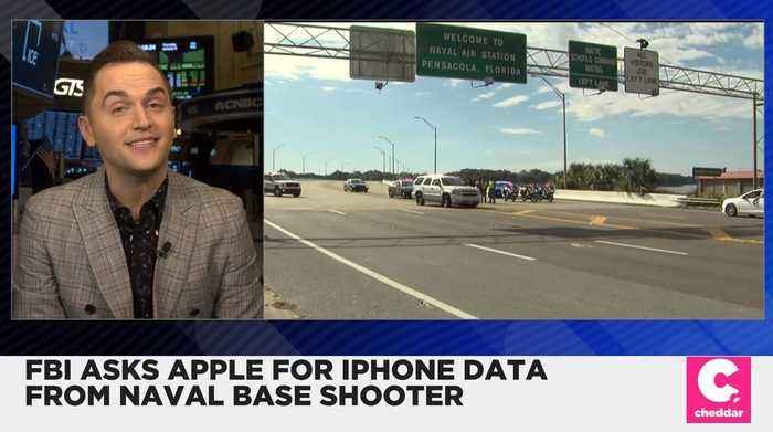 FBI Asks Apple for More iPhone Data From Naval Base Shooter