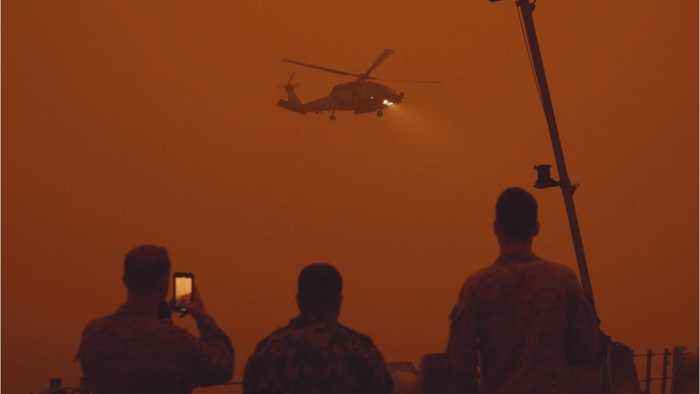 Australia Issues Another Mass Evacuation