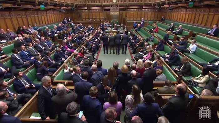 Brexit a step closer as Withdrawal Bill clears House of Commons