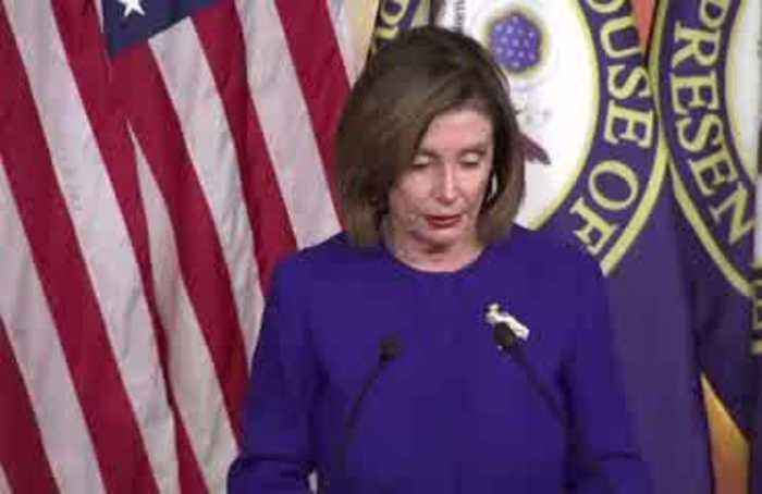Pelosi to send impeachment articles probably soon