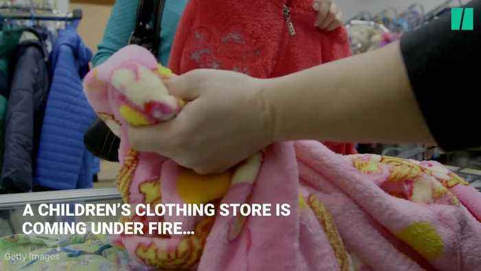 Children's Clothing Store Under Fire Over Unsold Clothes Found In Trash