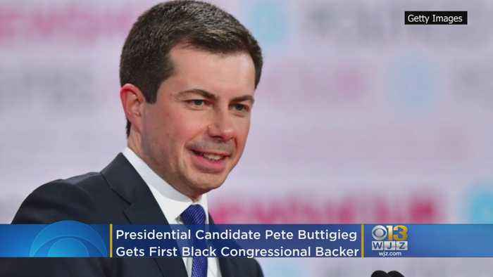 Democratic Presidential Candidate Pete Buttigieg Nets First Black Congressional Backer