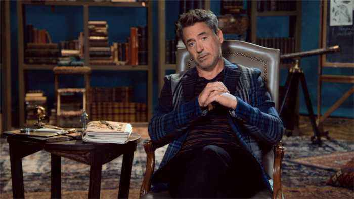 'Dolittle': Robert Downey Jr