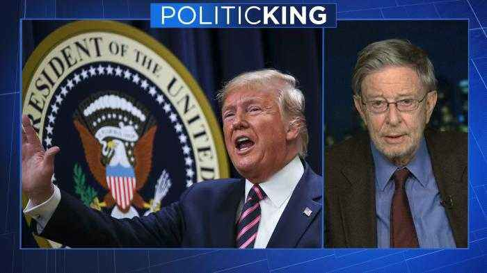 Stephen Cohen on how impeachment battle is impacting US-Russia relations