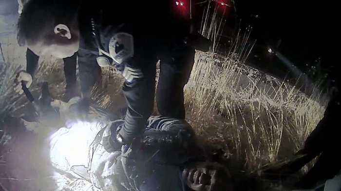 Body Cam Footage Released of Suspect Attacking Two Deputies in Utah
