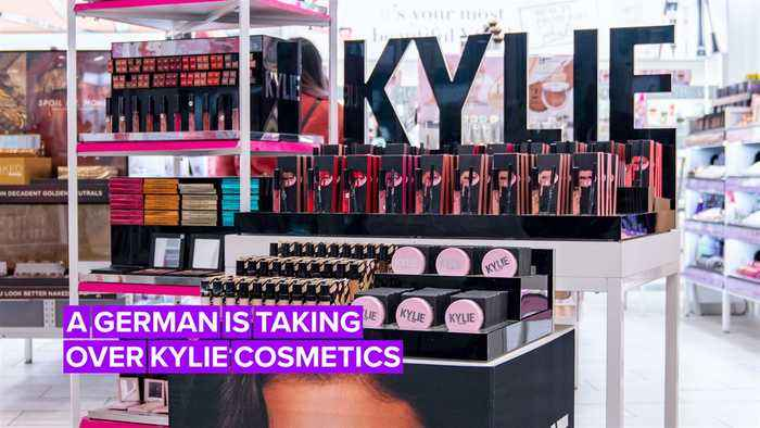 Kylie Cosmetics appoints new CEO