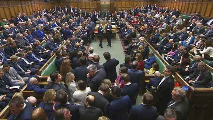 House of Commons passes Brexit bill for UK departure from EU on January 31