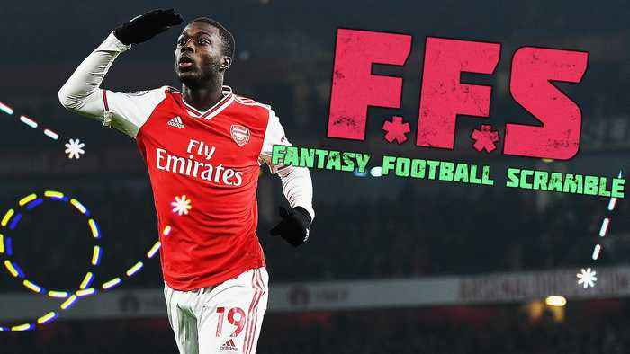 Fantasy Football Scramble- Is Pepe Turning Things Around Under Arteta?