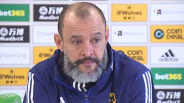 Nuno disappointed Cutrone leaving Wolves