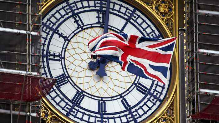 London's Big Ben must 'bong for Brexit' on January 31, say MPs
