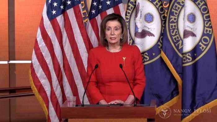 Pelosi Says She'll Send Trump Impeachment Articles To Senate Next Week