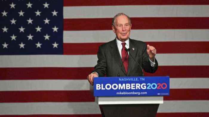 Even if He's Not the Democratic Nominee, Mike Bloomberg Pledges to Help Fund Party's 2020 Pick