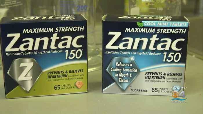 Zantac: Heartburn Drug Ranitidine's Possible Cancer Link Investigated