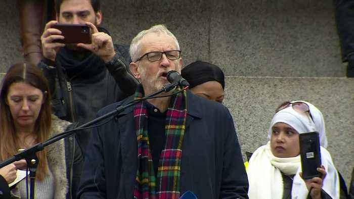 Corbyn: 'No excuses' for shooting down of Ukrainian plane