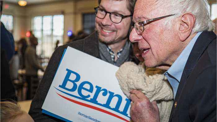 Bernie Sanders leads in Iowa poll