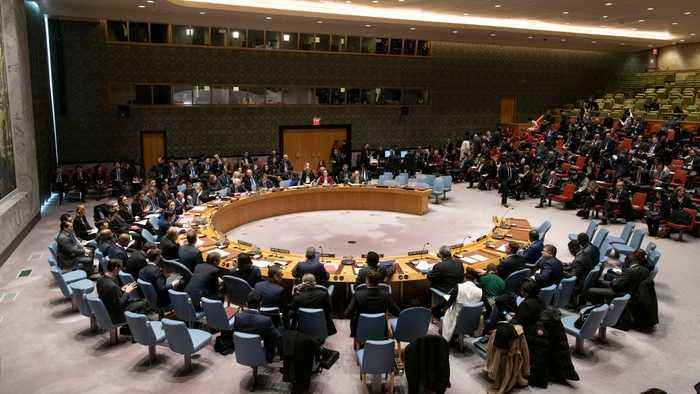 UNSC votes to extend Syria's cross-border aid