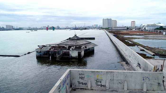 Most of Jakarta could be submerged by 2050