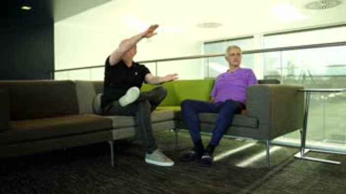 Tubes meets Jose Mourinho