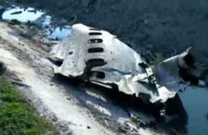 Iran says military shot down plane in error