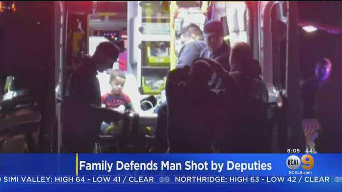 Reckless Driving Suspect Rams San Bernardino Sheriff's Patrol Car; Young Child Hospitalized