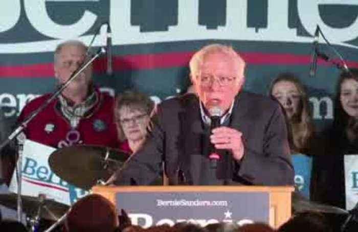 Sanders leads; Warren, Buttigieg, Biden chasing in Iowa poll