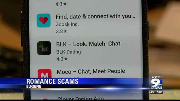 Eugene Police warn of romance scams