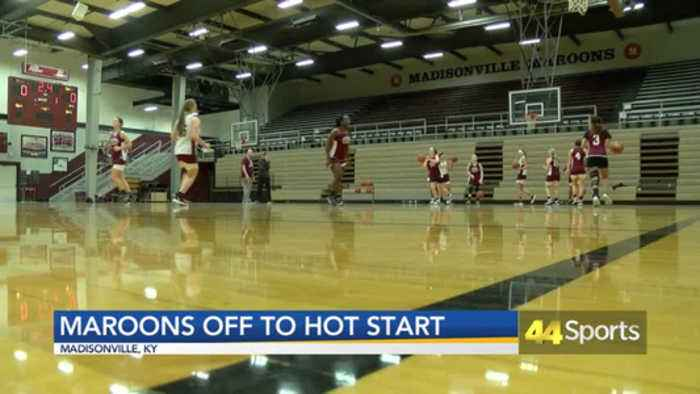 Madisonville North-Hopkins Girls Basketball Off To A Strong Start