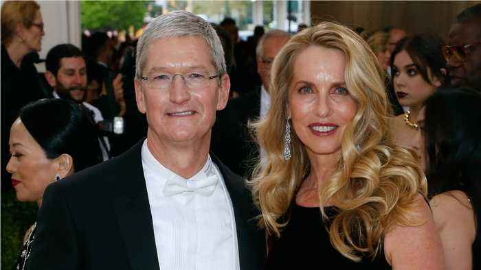 Who Are The Most Powerful People In Tech Married To?