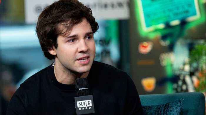 YouTuber David Dobrik's App Hits 1 Million Downloads