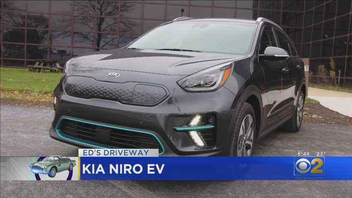 Ed's Driveway: Kia Niro EV