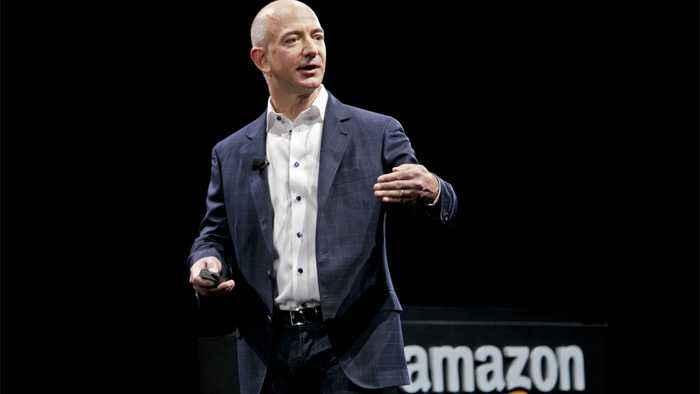 Jeff Bezos: $1 Million To Australian Recovery