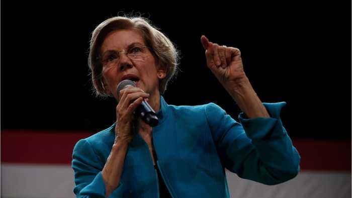 Warren accuses Bernie of sending his volunteers out to 'trash' her