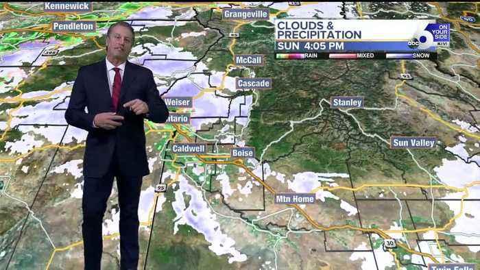 Steve Liebenthal' On Your Side Forecast