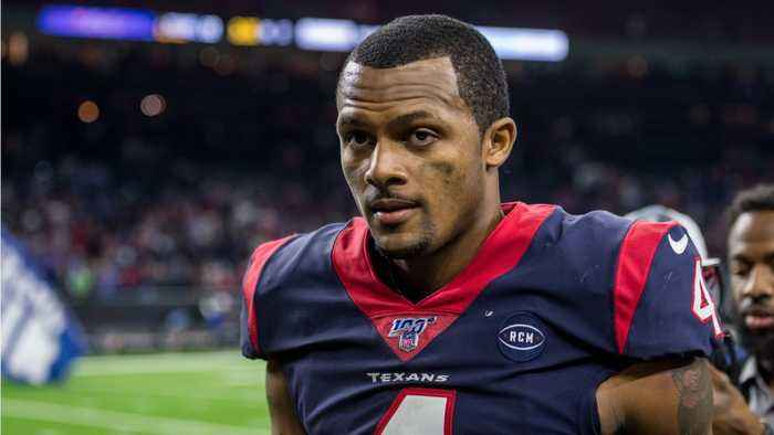 Deshaun Watson Had Simple Reply To Player Smack Talk