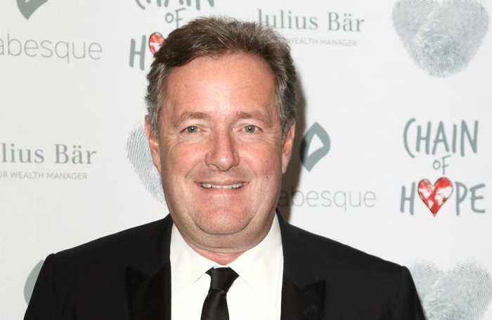YouTuber pens romantic story about Piers Morgan and vegan sausage roll