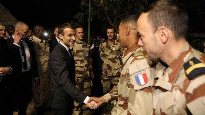 France's Macron, G5 Sahel presidents set to meet in Pau