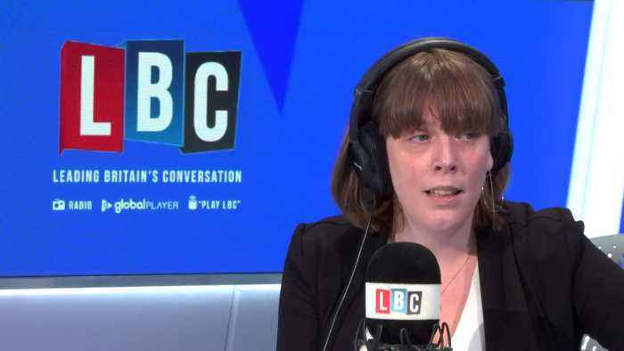 Jess Phillips: Why I didn't walk out on Labour over anti-Semitism