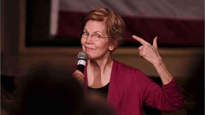 Warren Claims Bernie Sent Volunteers To Trash Her
