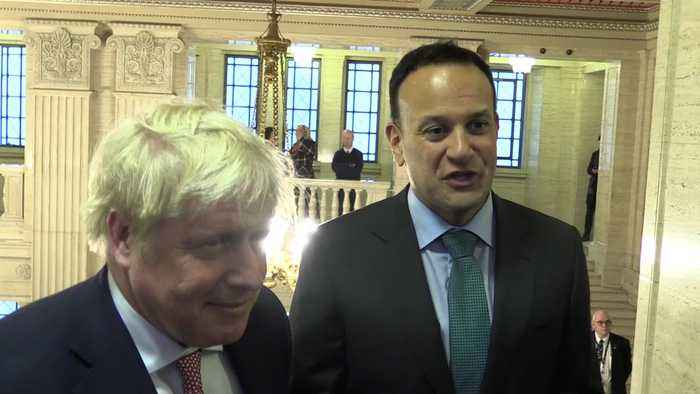 Varadkar – Ireland and UK to beef up co-operation after Brexit