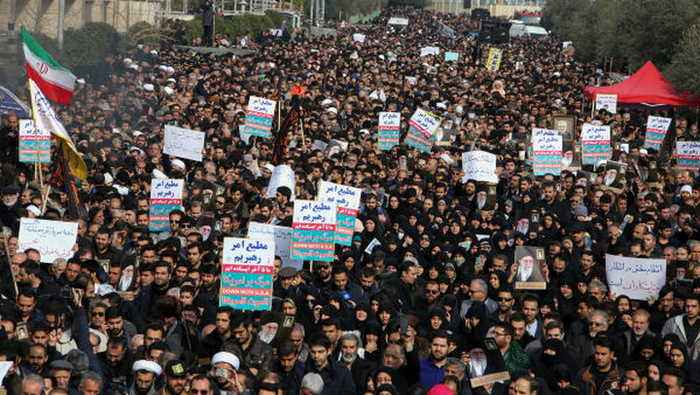 How Investors Should Approach News Around Iran Protests and the Signing of the U.S.-China Trade Deal