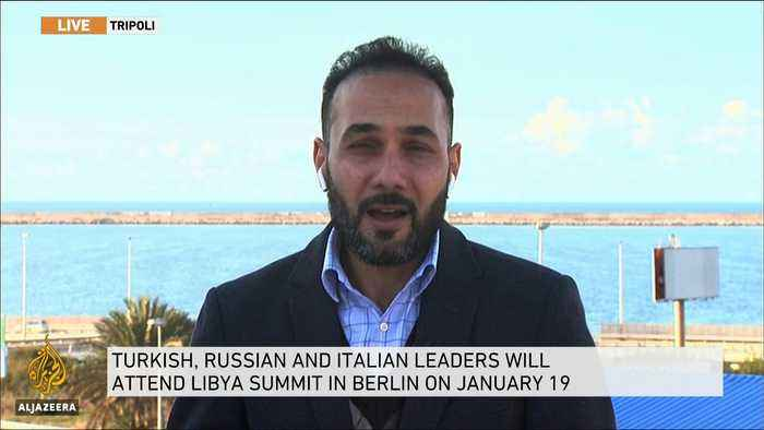 Erdogan and Conte to attend Berlin talks on Libya