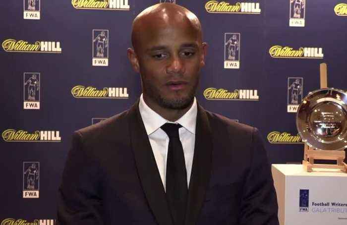 Behind Liverpool in the league, but City can win so much this season - Kompany