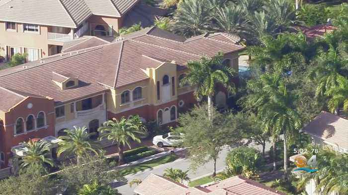 Police Called Out To Antonio Brown's Hollywood Home Following Domestic Incident