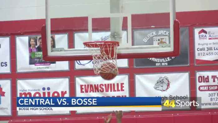 HS BB: Powell's Triple Double Propels Bosse Past Central