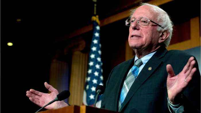 Sanders Said A Woman Could NOT Win