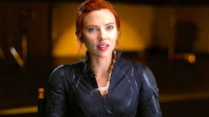 Black Widow with Scarlett Johansson - Legacy