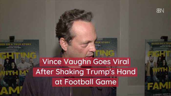 The Viral Vince Vaughn Photo