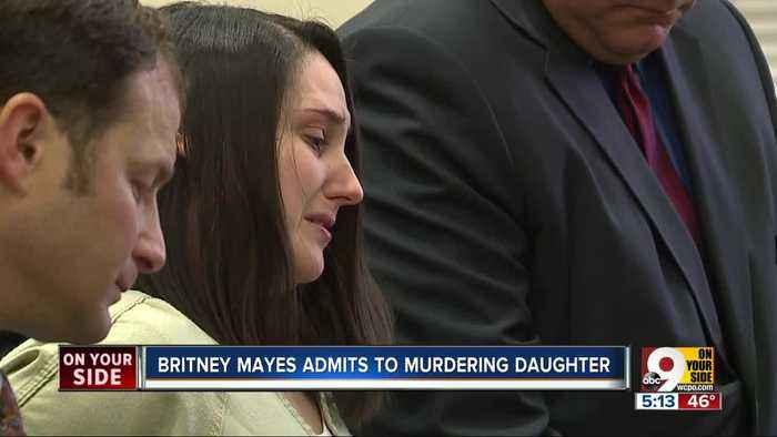 Woman accused of murdering four-year-old daughter pleads guilty